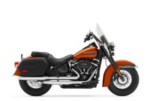 Motos de alquiler disponibles, HD Heritage Softail