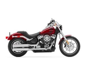 Motos de alquiler disponibles, HD Low Rider