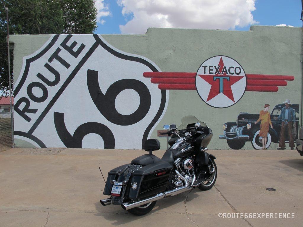 Murales en la ruta 66