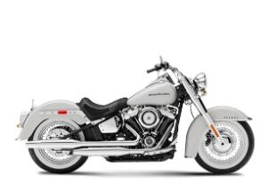Motos de alquiler disponibles, HD Softail