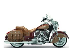 Motos de alquiler disponibles, Indian Chief Vintage