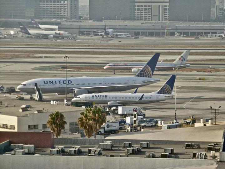 Volar a Estados Unidos